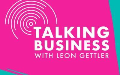 Leon Gettler of Talking Business interviews Adam Mooney